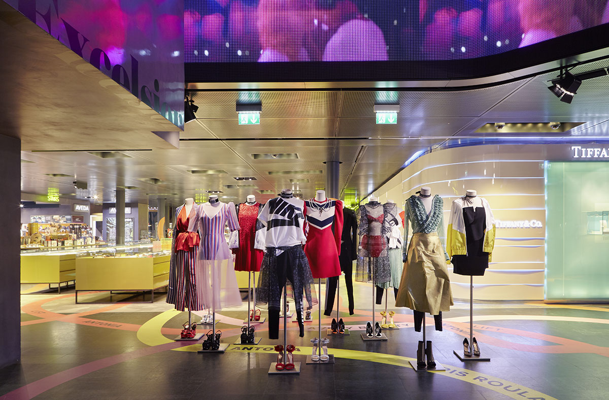 newest b751e fffc4 Floors - Excelsior Milano